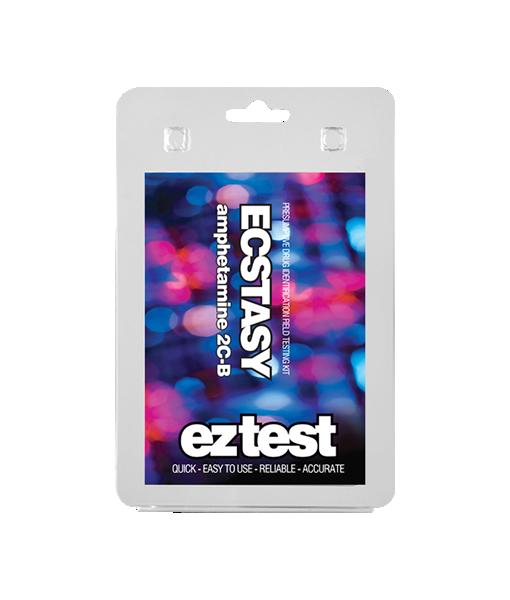 EZ Test Blister for Ecstasy
