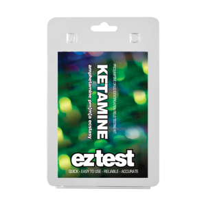 EZ Test Blister for Ketamine