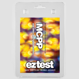 EZ Test Blister for piperazines: mCPP and TfMPP